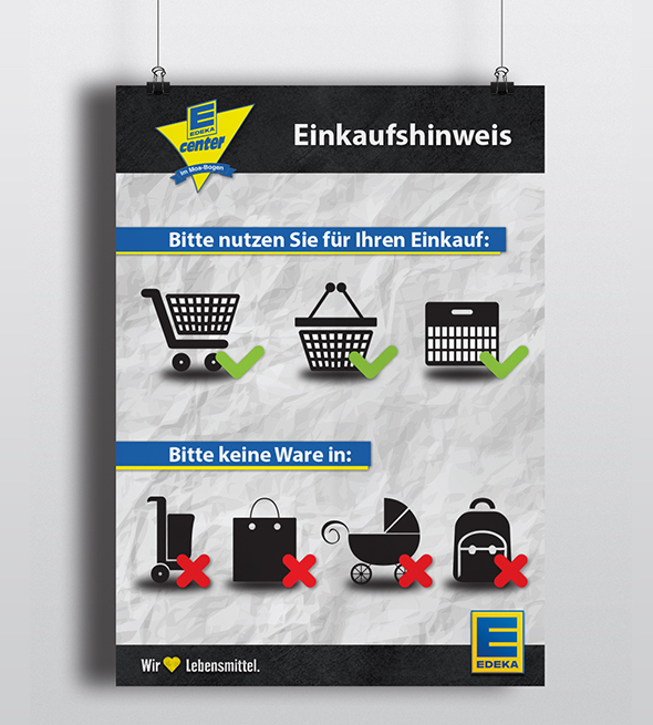 edeka ecenter Berlin Moabit